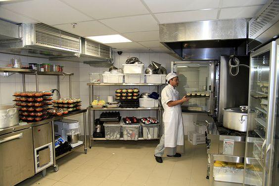 cozinha profissioanl